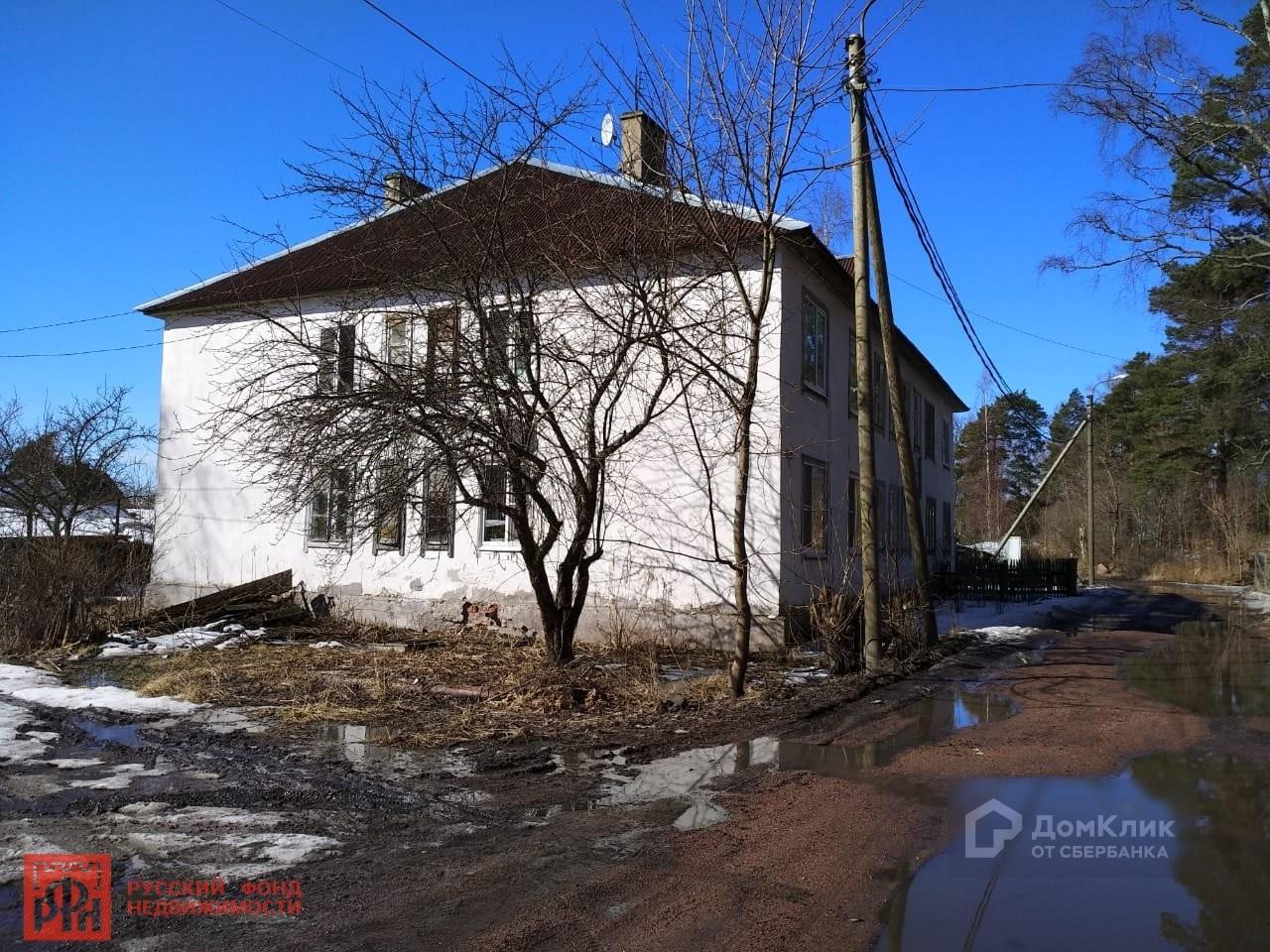 Поселок советский выборгский район фото