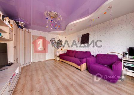 Продаётся 2-комнатная квартира, 54 м²