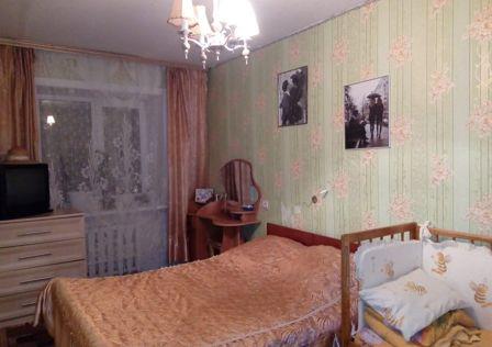 Продаётся 3-комнатная квартира, 60.06 м²