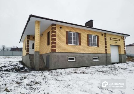 Продаётся 1-этажный дом, 125 м²