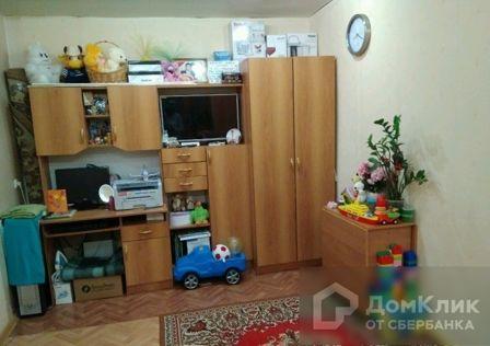 Продаётся 1-комнатная квартира, 27.9 м²