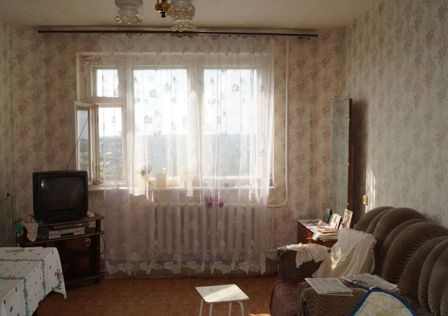 Продаётся 1-комнатная квартира, 41.2 м²