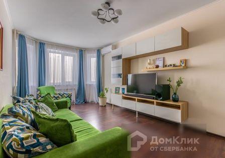 Продаётся 3-комнатная квартира, 80.5 м²