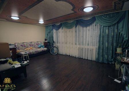Продаётся 3-комнатная квартира, 105.5 м²