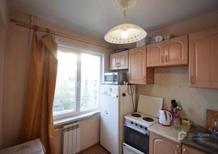 Продаётся 2-комнатная квартира, 42.74 м²