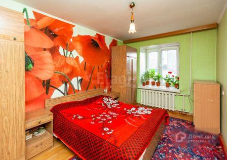 Продаётся 4-комнатная квартира, 76.7 м²