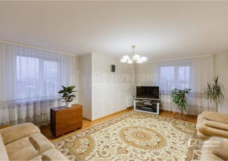 Продаётся 3-комнатная квартира, 98.2 м²