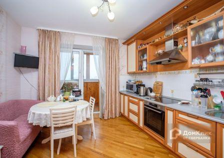 Продаётся 2-комнатная квартира, 67.7 м²