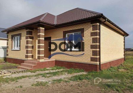Продаётся 1-этажный дом, 88 м²