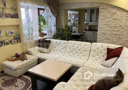 Продаётся 5-комнатная квартира, 148.6 м²
