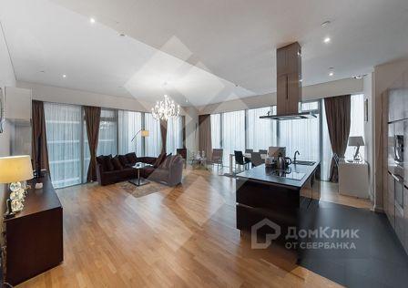 Продаётся 3-комнатная квартира, 185 м²