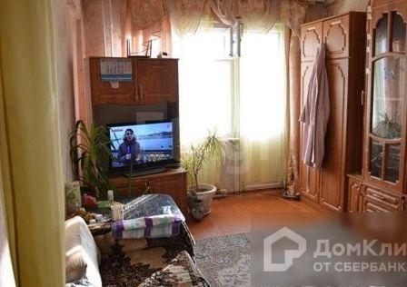 Продаётся 2-комнатная квартира, 44.7 м²
