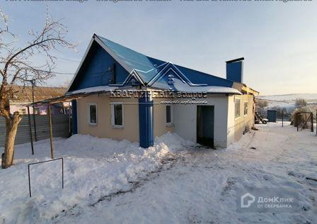 Продаётся 1-этажный дом, 57.3 м²