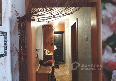 Продаётся 3-комнатная квартира, 56.2 м²