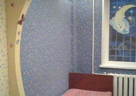 Продаётся 4-комнатная квартира, 74.3 м²