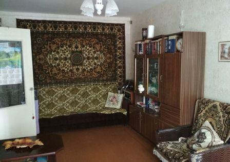 Продаётся 2-комнатная квартира, 43.1 м²