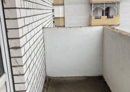 Продаётся 1-комнатная квартира, 51.9 м²