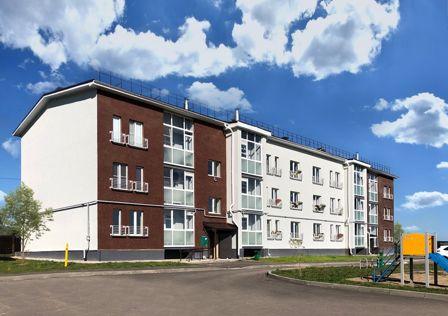 Продаётся 2-комнатная квартира, 65.51 м²