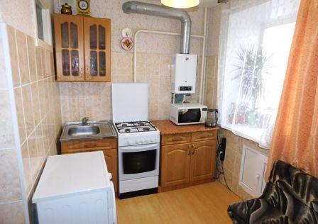 Продаётся 1-комнатная квартира, 41.4 м²