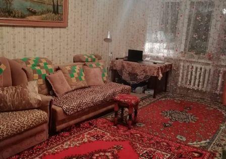 Продаётся 1-комнатная квартира, 43.2 м²