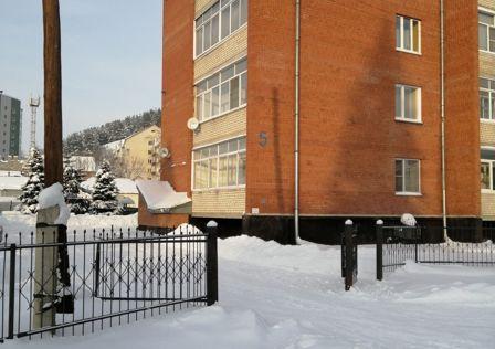 Продаётся 3-комнатная квартира, 96.8 м²