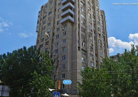 Продаётся 4-комнатная квартира, 82.9 м²