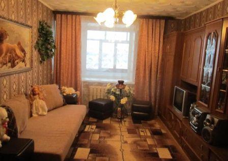 Продаётся 2-комнатная квартира, 46.4 м²