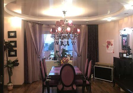 Продаётся 5-комнатная квартира, 136 м²