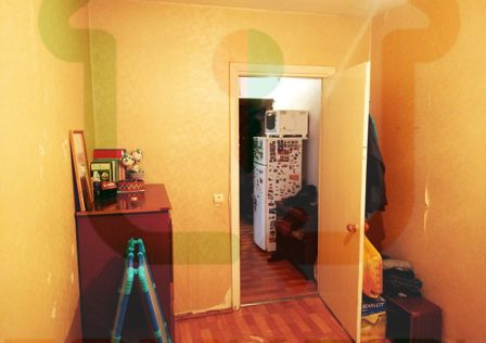 Продаётся 2-комнатная квартира, 43.59 м²