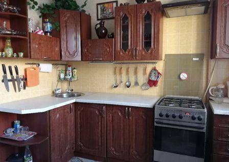 Продаётся 5-комнатная квартира, 89 м²