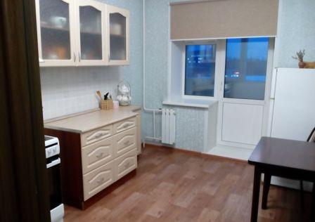 Продаётся 1-комнатная квартира, 39.3 м²