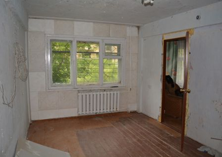 Продаётся 3-комнатная квартира, 54.2 м²