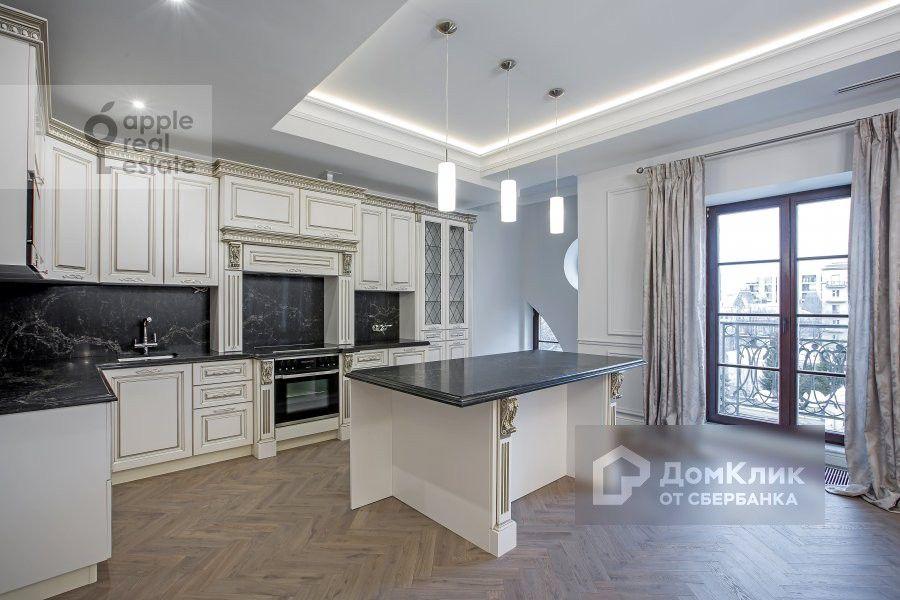 Продаётся 5-комнатная квартира, 198 м²