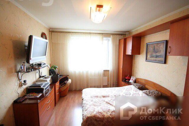 Продаётся 3-комнатная квартира, 78.1 м²