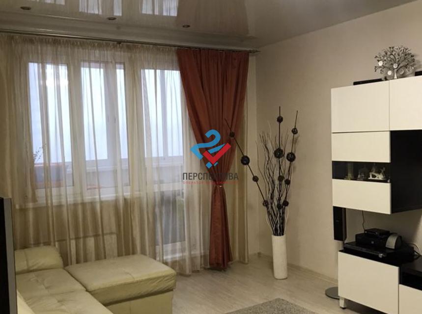Продаётся 1-комнатная квартира, 52 м²