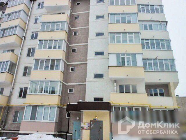Продаётся 1-комнатная квартира, 49 м²