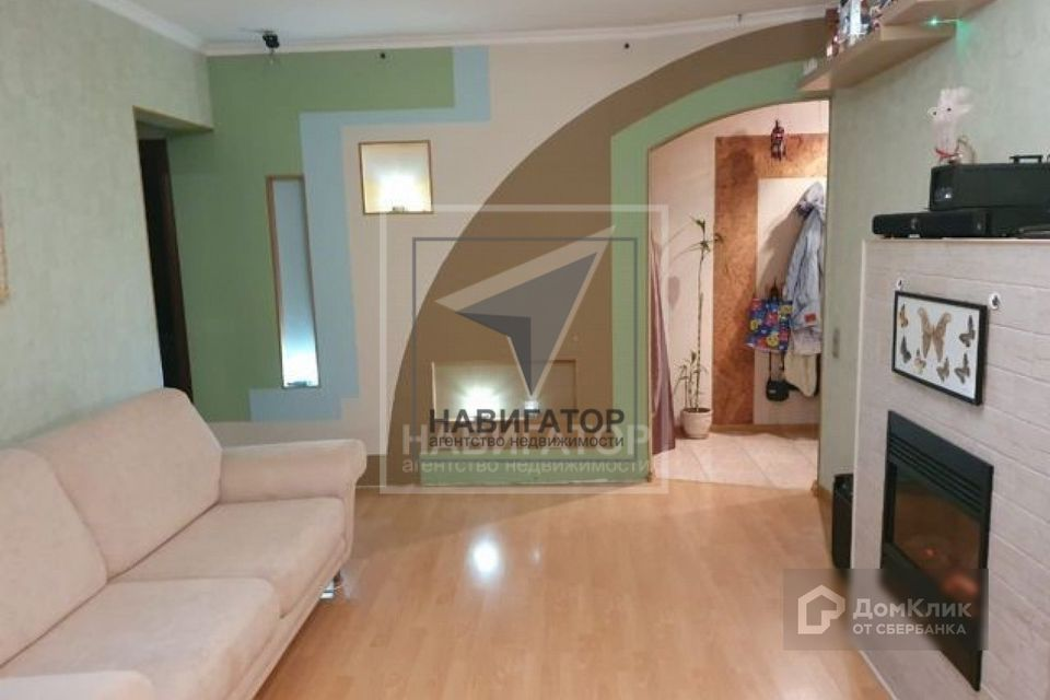 Продаётся 3-комнатная квартира, 85.4 м²