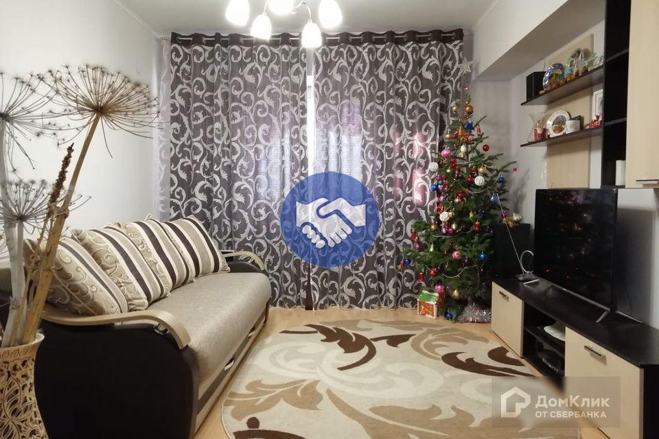 Продаётся 3-комнатная квартира, 74.4 м²