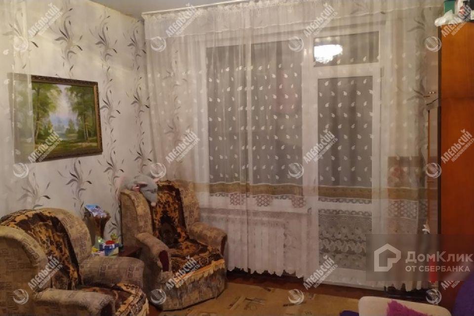 Продаётся 4-комнатная квартира, 75.9 м²
