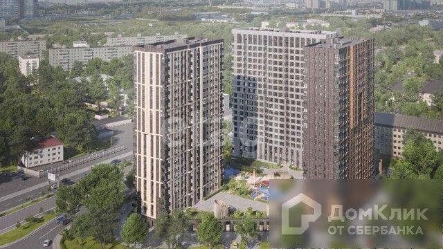 Продаётся 4-комнатная квартира, 94.2 м²