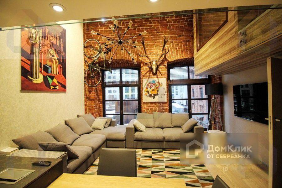 Продаётся 4-комнатная квартира, 80 м²
