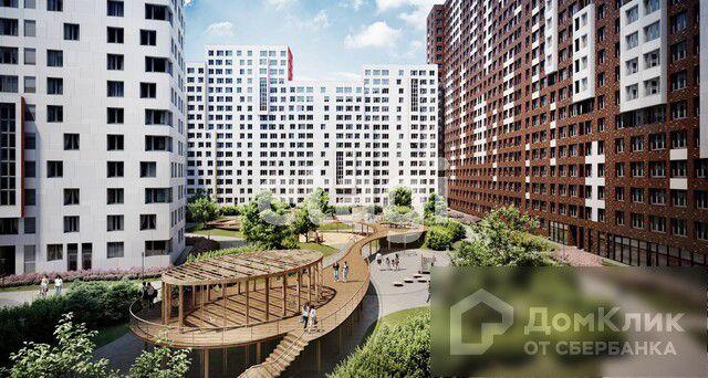 Продаётся 1-комнатная квартира, 38.9 м²