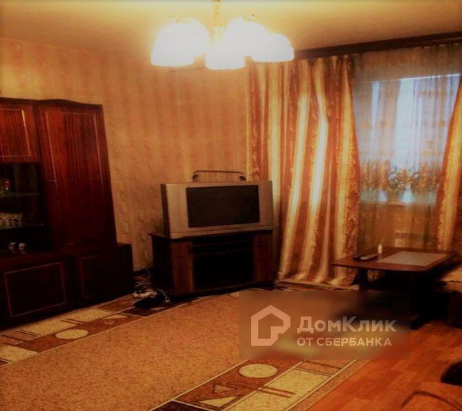 Продаётся 1-комнатная квартира, 38.7 м²