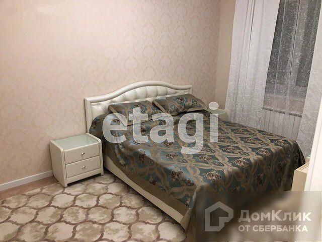Продаётся 2-комнатная квартира, 61.75 м²