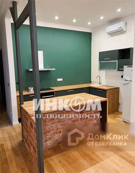 Продаётся 4-комнатная квартира, 120.7 м²