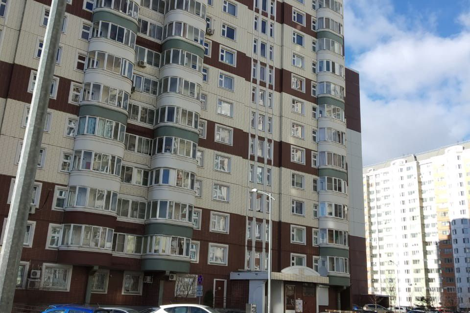 Продаётся 1-комнатная квартира, 34.7 м²