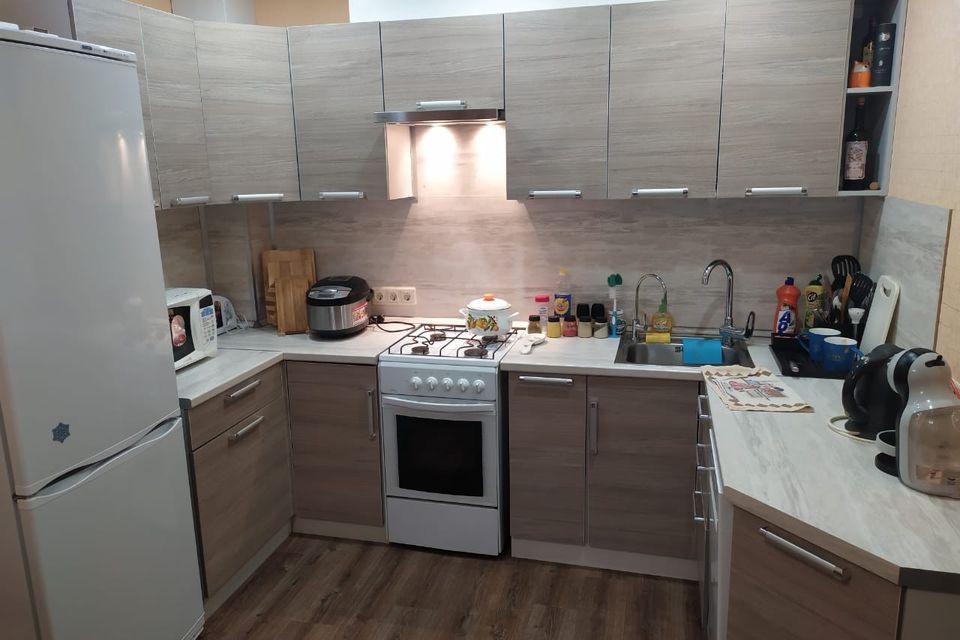 Продаётся 2-комнатная квартира, 55.3 м²