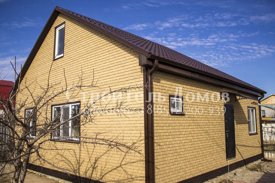 Продаётся 2-этажный дом, 118 м²