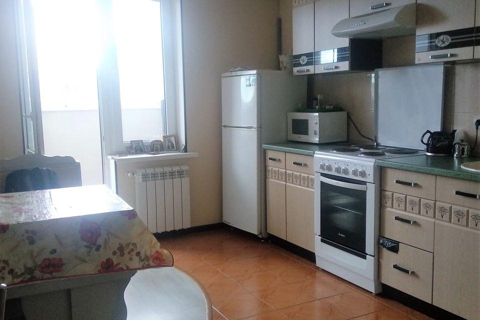 Продаётся 2-комнатная квартира, 56.5 м²