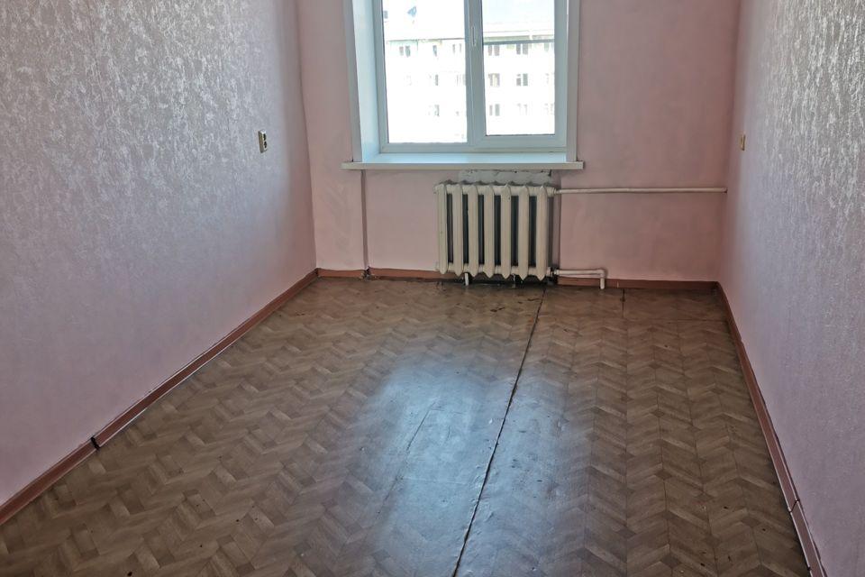 Продаётся 3-комнатная квартира, 58.6 м²